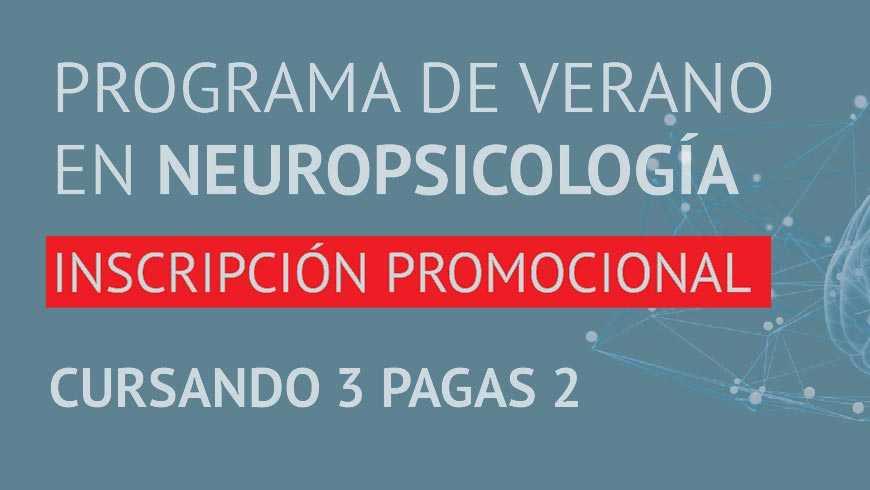 Programa de verano en neuropsicología