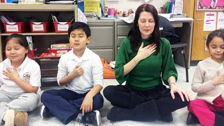 Mindfulness en las escuelas: hacia una educación más consciente (1° nivel)